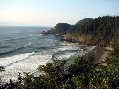 Heceta Head, Yachats, Oregon