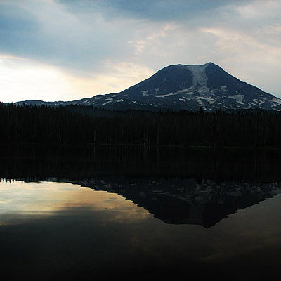 Mt. Adams, Washington State, Gifford Pinochet National Forest