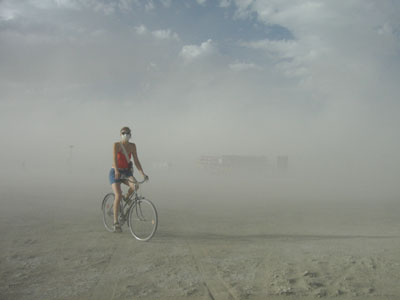 Burning Man 2004