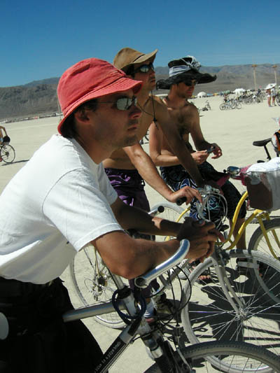 Burning Man 2005