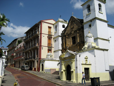 La Merced. Panama City