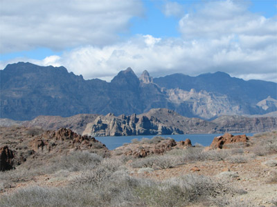 Mountains, Baja California Sur, Mexico