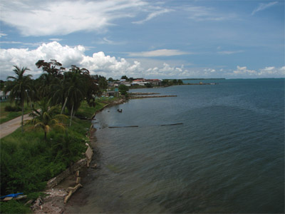 Waterfront Punta Gorda, Belize