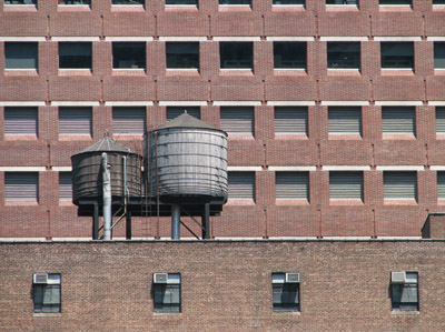 Water Towers, New York City