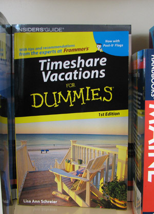 time share vacations for dummys